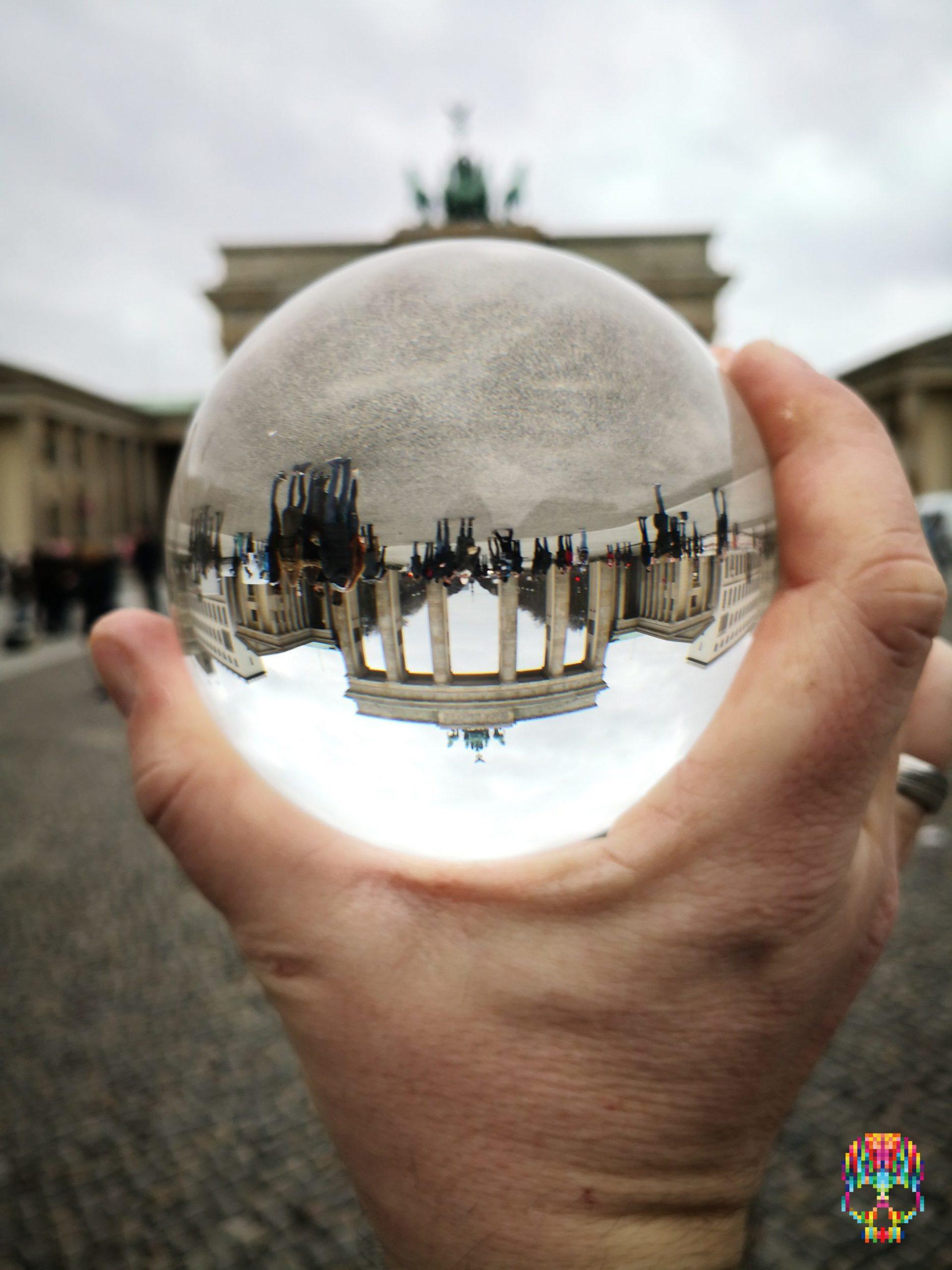 Brandenburger Tor (Lensball)