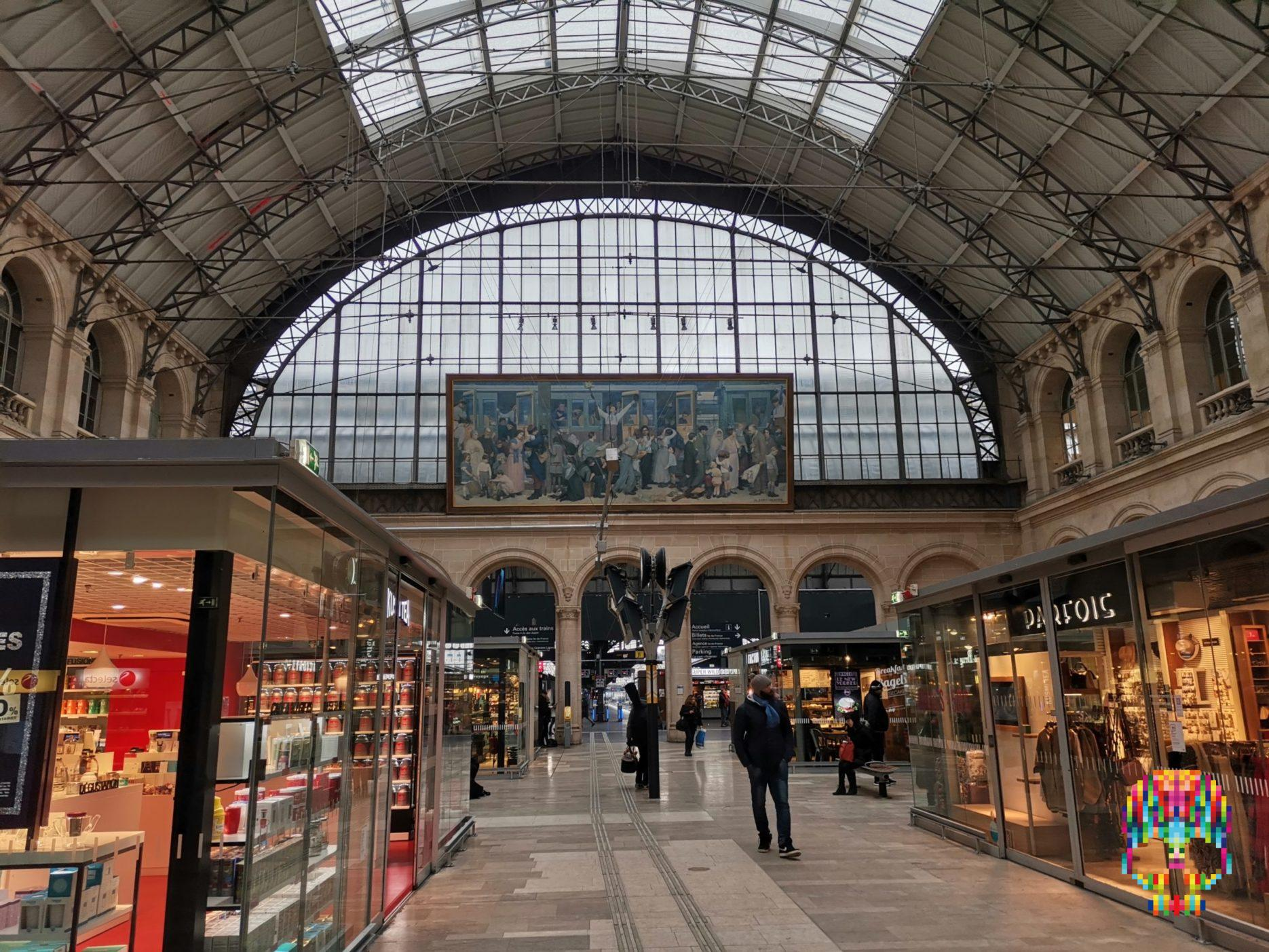 Gare de L`est